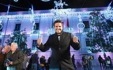 «¡Qué pellizco dar las campanadas desde la Plaza del Carmen!»
