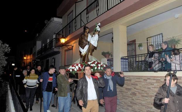 �zbor celebra sus antiquísimas fiestas patronales en honor a San José