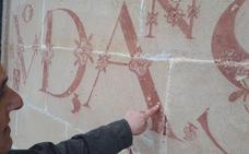 Los 'grafitis' del siglo XVII salen a la luz