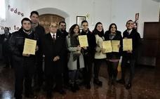 La federación de Cofradías premia los belenes de la Estrella y Estudiantes