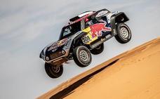 El Mini de Sainz para el Dakar