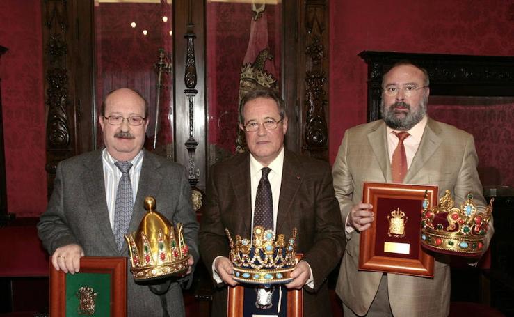 Todos los Reyes Magos de Granada durante los últimos diez años