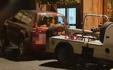 A prisión el detenido en Nochevieja tras atropellar a dos personas en Granada huyendo de la Policía