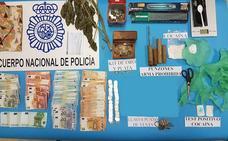 Desarticulan un clan familiar que vendía droga en Pescadería