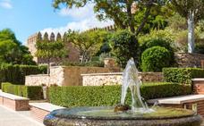 El rey Gaspar enseñará la Alcazaba a los niños el sábado en una visita teatralizada
