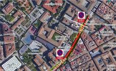 La Policía prohíbe aparcar desde hoy en estas calles de Granada por la Cabalgata de Reyes