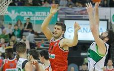 David Iriarte no jugará por sanción ante el Cáceres Basket
