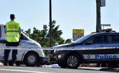 Un muerto y dos heridos en Sídney en un ataque con cuchillo
