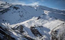 Sierra Nevada estrena sus pistas negras, «sólo aptas para expertos»