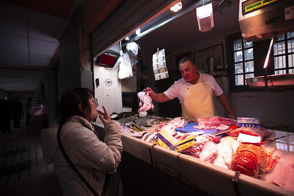 Un recorrido por el mercado de Motril
