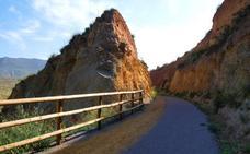 Vía Verde de Lucainena: ahora el tren conduce a la naturaleza