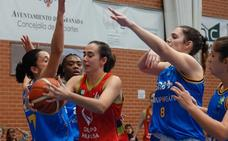El Hafesa 'Raca' confía en contar con Bea Cala y Laura Arrojo para el partido del 13 de enero