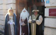 Los Reyes Magos ya están en Jaén