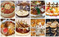 8 pastelerías para comer los mejores roscones de Reyes en Granada