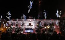 Los Reyes Magos de Oriente, en el Ayuntamiento de Granada