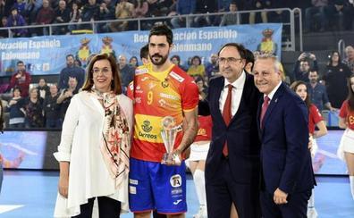 España derrota a Bielorrusia en su mejor partido de preparación