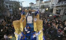 Guía para no perderte ningún detalle de la cabalgata de los Reyes Magos de Granada