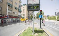 Granada 2040: más olas de calor y menos nevadas