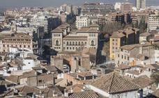 Granada, desde el Carril de la Lona