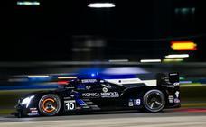 Mazda se presenta como el rival a batir de Alonso en Daytona