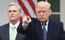 Trump confirma la muerte del cerebro del atentado al USS Cole