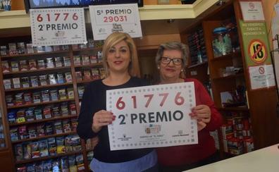 El segundo premio de la Lotería del Niño deja 150.000 euros en la provincia de Granada