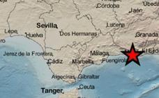 Terremoto de 2.5 grados en Almuñécar en la mañana del día de Reyes