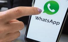 Alertan del timo de la foto de Whatsapp con un mensaje viral