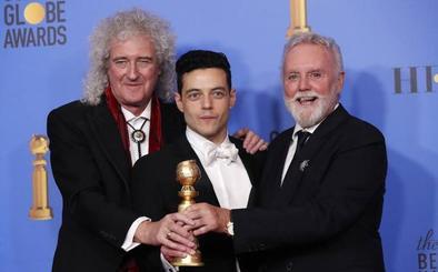 'Bohemian Rhapsody' da la campanada en los Globos de Oro