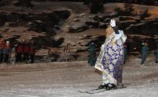 El PP exige un retén de bomberos en Sierra Nevada tras el incendio de la noche de Reyes