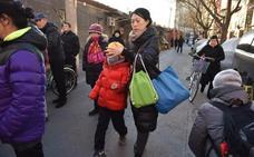 Una veintena de niños heridos en un ataque con un martillo en una escuela de Pekín