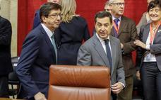 Ciudadanos ve poco serio «hablar de cambio de festivos cuando se está negociando el cambio en Andalucía»