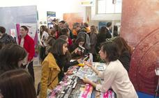 La UGR recupera la Feria de Empleo Universitario tras seis años suspendida