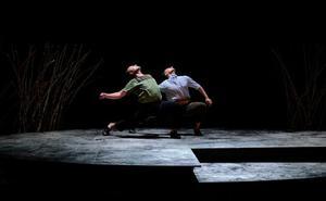 El Premio Nacional de Danza Daniel Doña presenta en Almuñécar su montaje 'Psique'