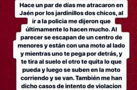 La Policía Local desmiente otro bulo sobre robos e intentos de violación en Jaén