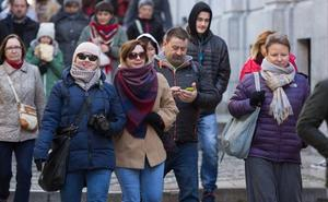 ¿A cuántos grados bajo cero vamos a llegar en Granada?