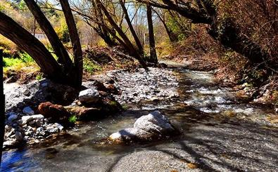 Río Dúrcal, el cauce escondido