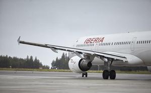 Iberia evalúa soluciones para no suprimir vuelos en Granada