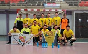 El Club Hockey Alcalá busca en Sevilla la clasificación para el nacional de sala