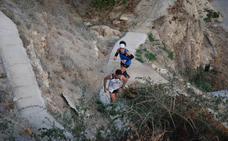 La Carrera de Montaña de Alicún quiere batir en número de atletas
