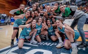 La Andalucía de Gemma Núñez se alza campeona de España