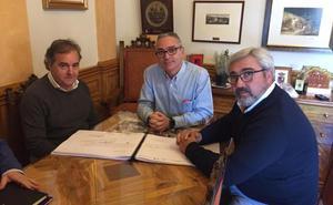 La Diputación acometerá el arreglo integral de dos de las principales calles de Bailén