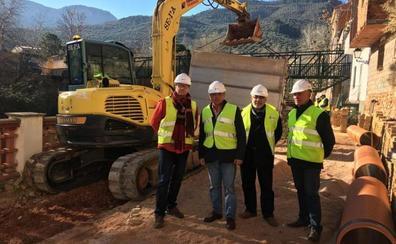 Obras para la agrupación de vertidos de Puente de Génave y La Puerta de Segura