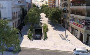 La obras para peatonalizar Roldán y Marín, en unos días y durarán de dos a tres meses