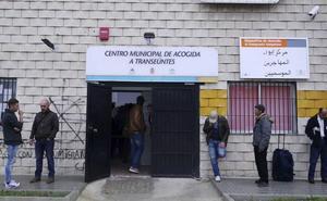 El albergue de temporeros de Jaén ha atendido a cerca de 1.500 personas