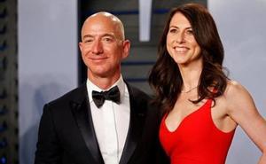 El hombre más rico del mundo, el dueño de Amazon, se divorcia