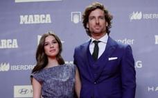 Feliciano López, comprometido con una modelo