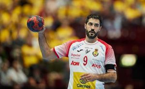 Raúl Entrerríos: «Aspiramos a las medallas y eso nos hará estar más cerca de los Juegos»