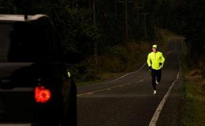 Las 4 normas de la Guardia Civil para la gente que hace 'running' de noche