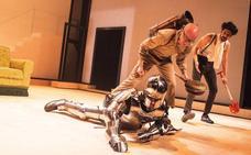 El Teatro Alhambra presenta 'La valentía' de Alfredo Sanzol